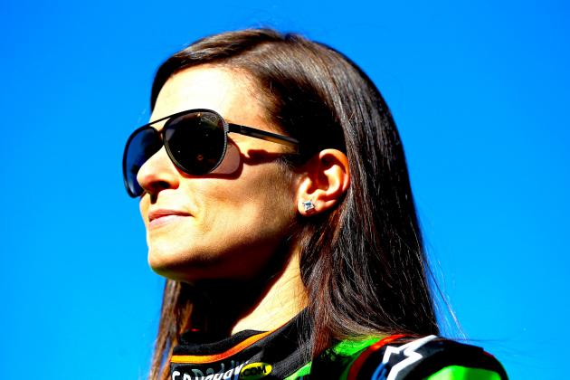 Danica Patrick: What Claming Pole Position at Daytona Means for the Sport