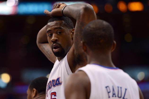 DeAndre Jordan: Clippers Would Be Wise Not to Trade Away Star Center