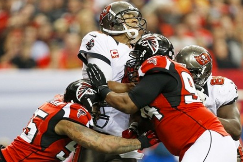 Josh Freeman Must Handle the Pass Rush Better