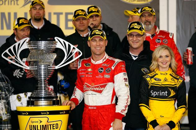 Sprint Unlimited 2013 Results: Kevin Harvick's Victory Sets Up Dominant Season