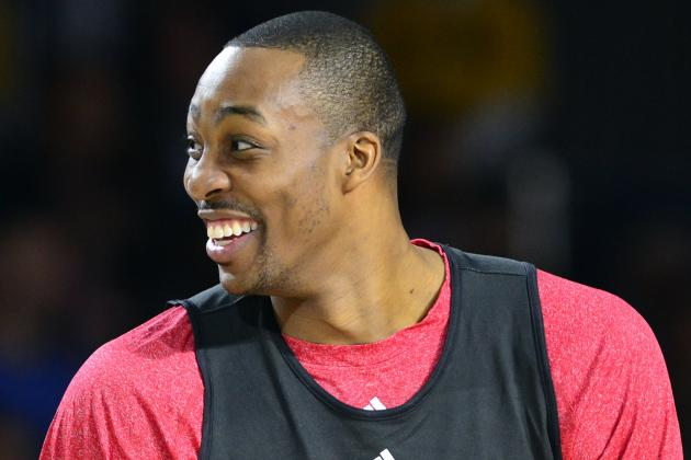 Magic Will Miss Dwight Howard's 'Farting Ability'