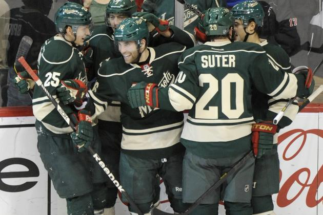 2-17-13 Zucker Coast to Coast Video - NHL VideoCenter - Minnesota Wild