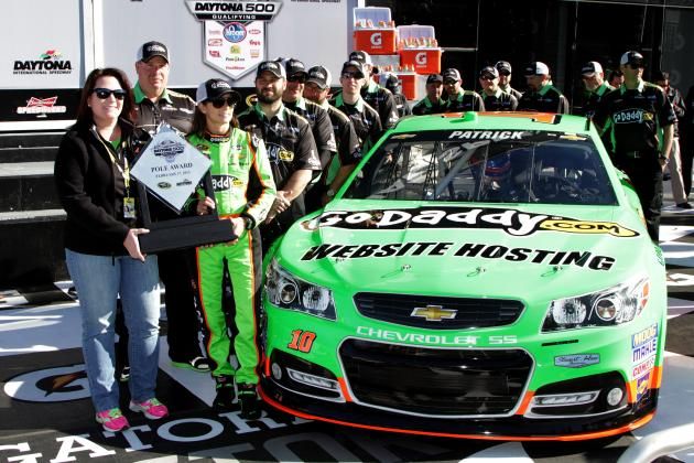 Danica Patrick: Pole Win Will Be Hollow Without Strong Showing at Daytona 500