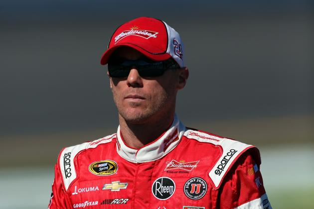 Sprint Cup 2013: Drivers with Best Shot to Win 1st Title
