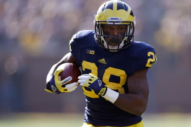 Michigan Football: Running Game Will Be Key to Success Next Season