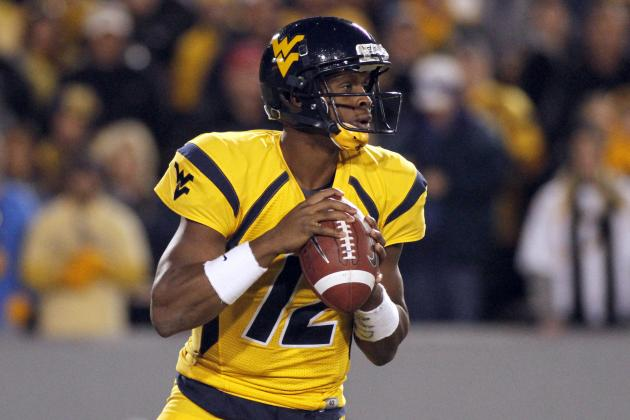 Geno Smith Combine: West Virginia QB's Mobility Will Be Watched Closely in Indy