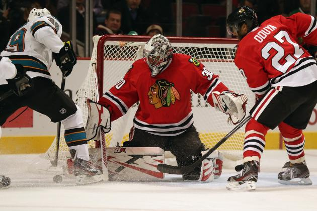Blackhawks Top LA to Extend Points Streak to 15