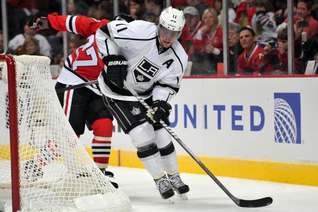 Blackhawks Edge Kings,3-2 - CBS Los Angeles