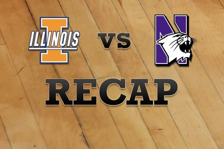 Illinois vs. Northwestern: Recap, Stats, and Box Score