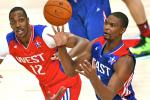 Chris Bosh's Amazingly Terrible All-Star Game Performance