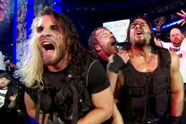 Elimination Chamber 2013: The Shield Beat Cena/Ryback/Sheamus and What It Means