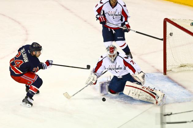 Washington Capitals: Braden Holtby Looks Strong, but Caps Lose 2-1 at New York