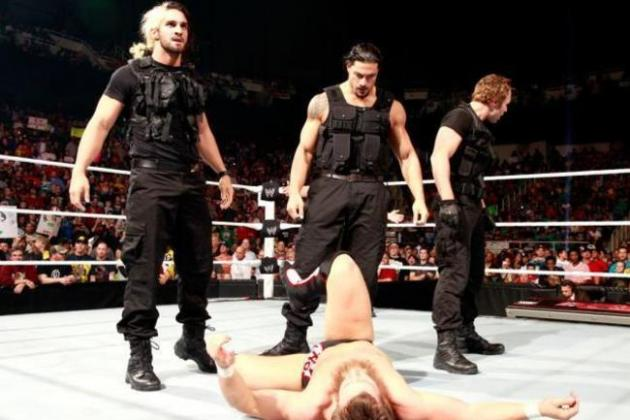 WWE Elimination Chamber Results: What's Next for the Shield?