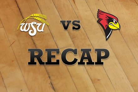Wichita State vs. Illinois State: Recap, Stats, and Box Score