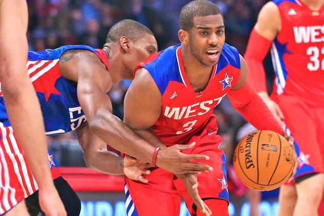 NBA All-Star Game 2013: Live Score, Twitter Reaction and Highlights