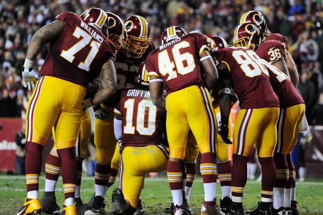 How Does Robert Griffin III's Injury Change Redskins' Offseason Plans?