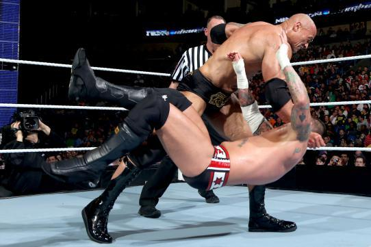 WWE Elimination Chamber 2013 Results: The Rock Beats CM Punk and What It Means