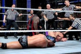 WWE Elimination Chamber 2013: Biggest Surprises from Pay-Per-View Event