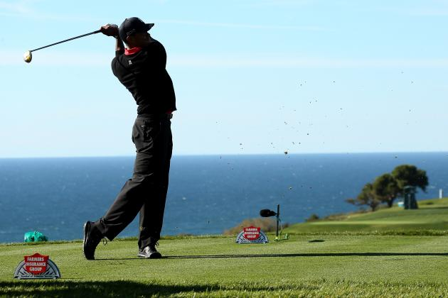 Tiger Woods Could Meet Rory McIlroy in WGC Accenture Match Play Final