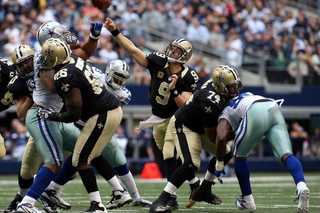 Breaking Down the New Orleans Saints' Franchise Tag Decisions