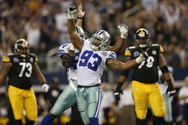 Breaking Down Dallas Cowboys' Franchise Tag Decisions