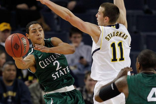Big Second Half Lifts Cleveland State over Milwaukee 88-67