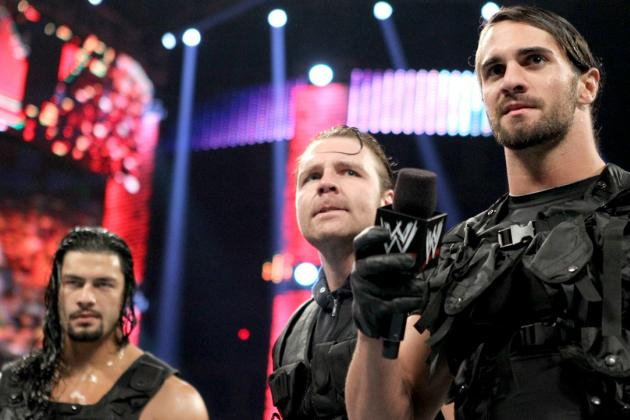 John Cena Could Not Stop The Shield at WWE Elimination Chamber