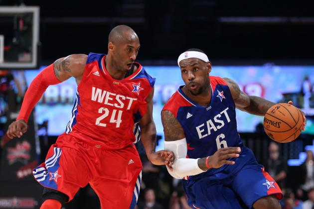 NBA All-Star Game 2013 Score: Winners and Losers from West's Victory