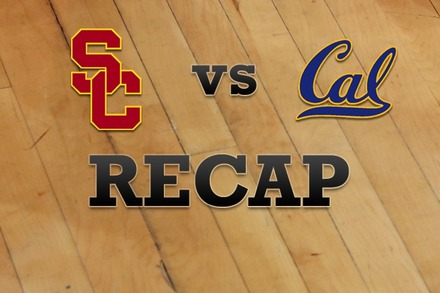 USC vs. California: Recap, Stats, and Box Score