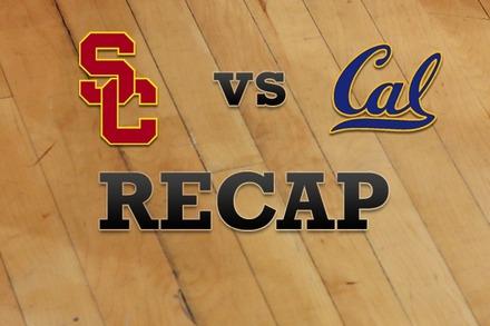 USC vs. California: Recap, Stats, and Box Score