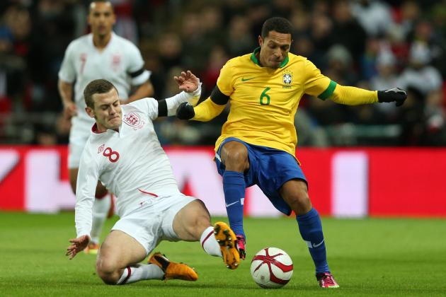Where Does Jack Wilshere Rank Among the World's Best Young Players?