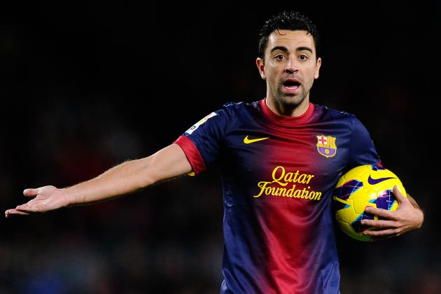 Xavi but No Villa for Milan