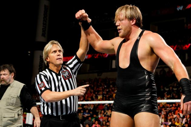 Jack Swagger's Elimination Chamber Victory May Be the Most Logical Decision