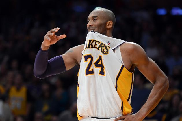 Count on Kobe Bryant to Facilitate Lakers into Playoffs with Strong Second Half