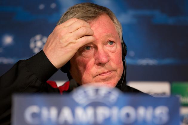 Manchester United: Sir Alex Ferguson 'Expects' Treble Challenge?