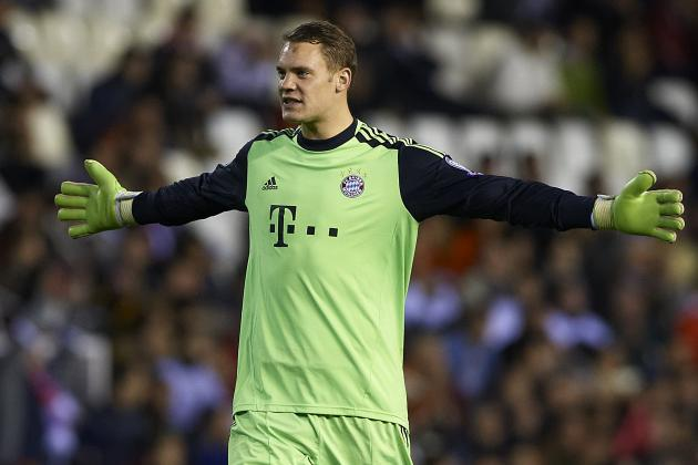 UEFA Champions League Round of 16 Preview:  Arsenal FC vs. FC Bayern Munich