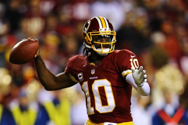 Bruce Allen: RG3's Status for Week 1 Won't Come into Focus Until Summer
