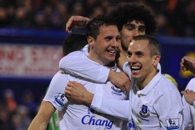 Phil Jagielka Says Everton Players Powerless to Stop David Moyes Leaving