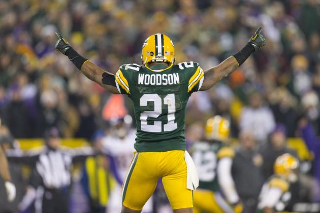 Packers Release Charles Woodson After Seven Seasons
