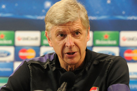 Arsene Wenger Comes out Fighting Ahead of Bayern Munichs Visit to North London