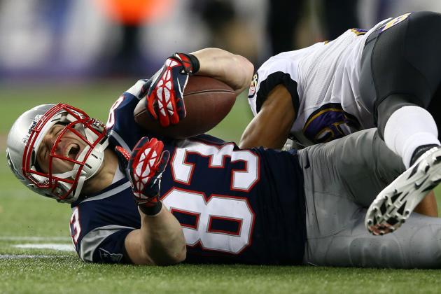 Wes Welker Reportedly Won't Be Franchised by Patriots
