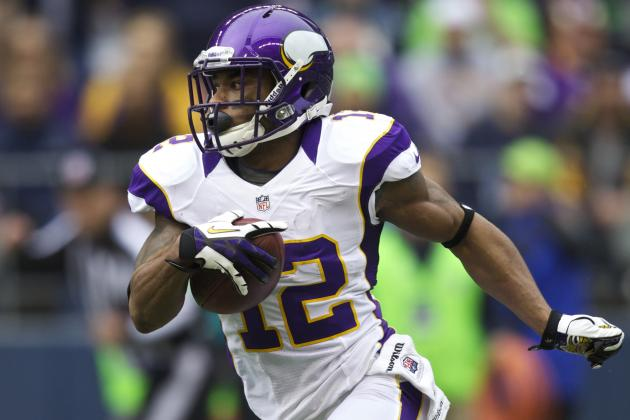 Could Bill Belichick, Pats Make a Play for Percy Harvin?
