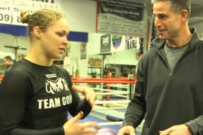 UFC's Rousey on HBO: Exposure Requires You 'to Expose Yourself to Some Extent'