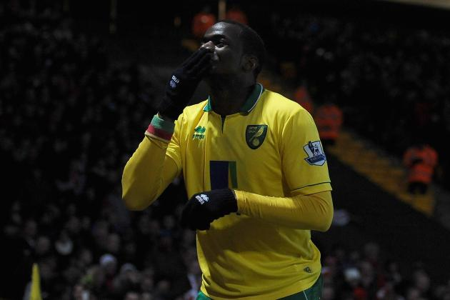 Bassong Backs Norwich