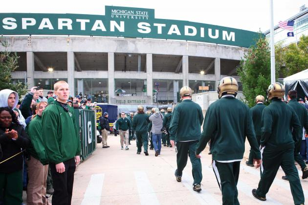 Michigan State Loses Offensive Coordinator to the NFL