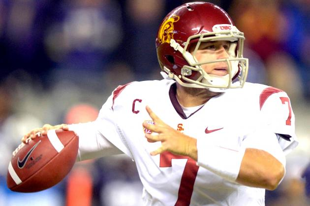 Matt Barkley Reportedly Opts Not to Throw at 2013 NFL Combine