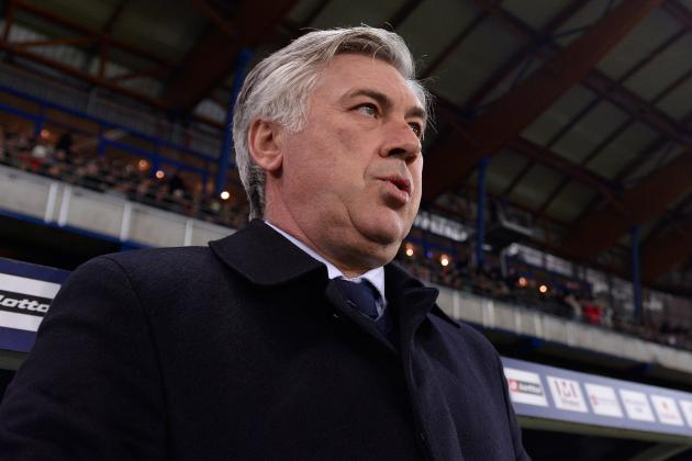 Paris St. Germain Boss Carlo Ancelotti Explains Surprise Sochaux Defeat
