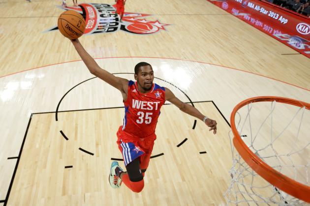2013 NBA All-Star Game: Top Reasons Why Kevin Durant Should Have Won MVP