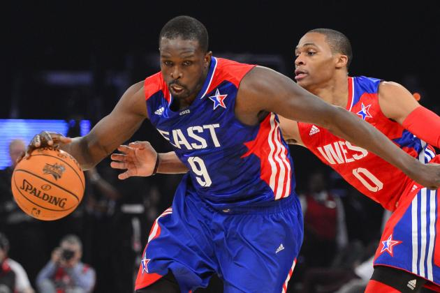 Luol Deng Heads for Second All-Star Game as Veteran
