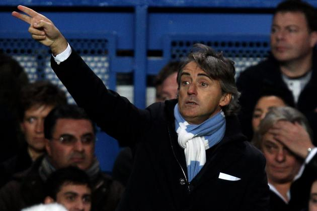 I'm Best Boss in England -- Mancini